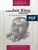 Martin Luther King la vida por un sueño