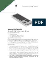 guia de instalacion de memoria Ram DDR4