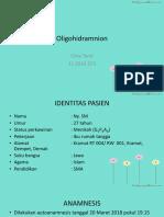 case oligohidramnion tanti-1.pptx
