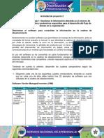 DFI SENA :Evidencia 3 Cuadro Comparativo Determinar El Software Para Consolidar La Informacion en La Cadena de Abastecimiento