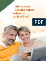 Manual de tarjetas de crédito Itaú 2015