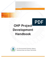 CHP Project Development Handbook