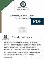 Investigacion Cuasi Experimental