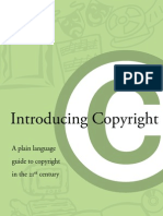 Introducing Copyright Online Edition