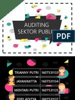 Presentasi ASP Audit Smgt