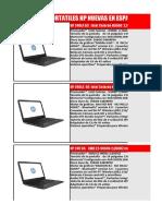 Laptops Asus de ultima generacion