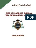 Guia Practicas Clinicas 2014-2015