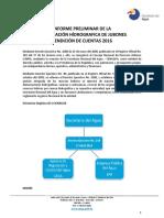 Informr Preliminar de Proceso de Rendición de Cuentas