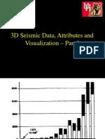 M49 Unit4 3D Seismic Attributes1 Fall2009