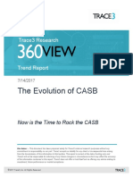 Trend Report the Evolution of CASB