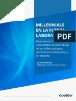 Libro Blanco Millennials en La Fuerza Laboral