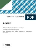 Dengue No Grave y Grave