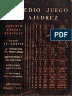 Znosko Borovsky Eugenio - El Medio Juego en Ajedrez, 1973-OCR, 168p