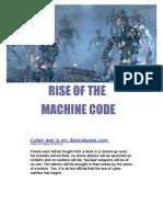 Rise of the Machine Code