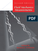 Fluid Mechanics Measurements