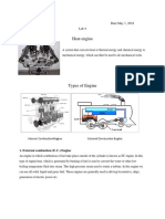 Types of Engine