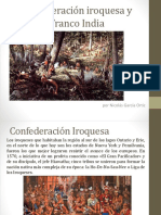 Unidad 2 Confederación Iroquesa y Guerra Franco India - Nicolás García