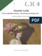 MFLambert.quase Galeria Ricardo Leite