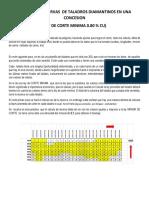 CALCULO DE RESERVAS  DE TALADROS DIAMANTINOS EN UNA CONCESION.docx