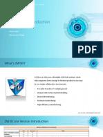 ZW3D Lite Introduction