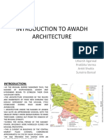 Awadh Introduction