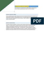 Etapas de Un Análisis Financiero