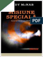 ANDY McNAB - Misiune speciala.docx