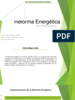 Reforma Energética Normatividad