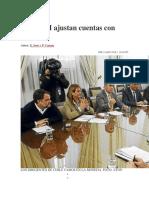 RN y UDI Ajustan Cuentas Con Evópoli
