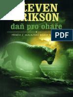 08 - Dan Pro Ohare - Steven Erikson