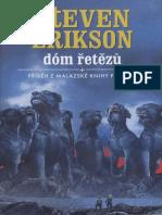 04 - Dom Retezu - Steven Erikson