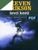 06 - Lovci Kosti - Steven Erikson