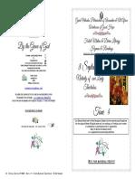 2018 - 8 Sept - Nativity Theotokos