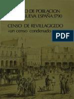 Censo Original México