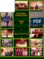 PICTORIAL TRAVELOGUE - JAPAN  -  1984