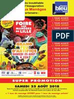 Bons Promo - Fam 2018 - France Bleu Nord