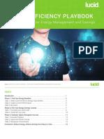 Lucid - Energy Efficiency Playbook