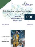 Ajustement Manuel Jean Blaise Roch