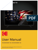 User Manual 50 UHD 55 UHD