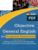 Objective General English for Competitive Examination - Jagran Josh (1)