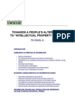 Towards a People's Alternative to Intellectual Property Rights v2