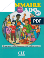 Grammaire Ado A2
