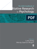 Libro. Carla Willig_ Wendy Stainton Rogers-The SAGE handbook of qualitative research in psychology-SAGE Publications (2008).pdf