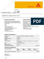 SikaGrout 111 GP  PDS.pdf