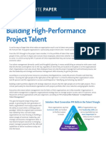 building high performing project talent.pdf