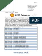 1334944811MESC Catalogue - Data Sheet