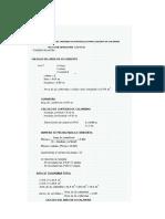 Rendimeintos Proyecto Direccion