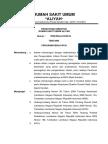 Peraturan Direktur Tugas IPCN