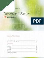 The Mount Brochure