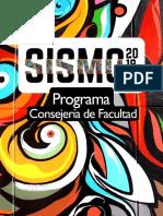 PROGRAMA Consejeria CAAE SISMO